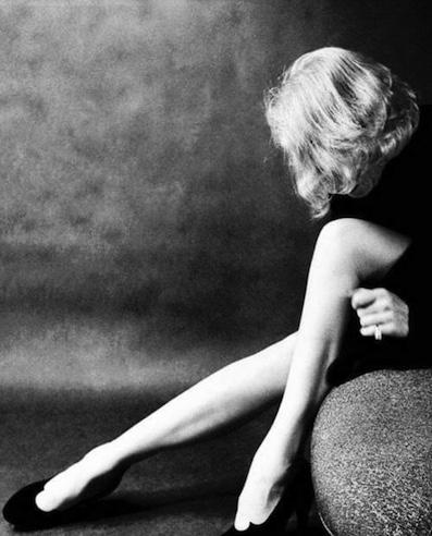 Marlène Dietrich. Milton Greene 1952. Isabelle Cahen jpg - copie 2