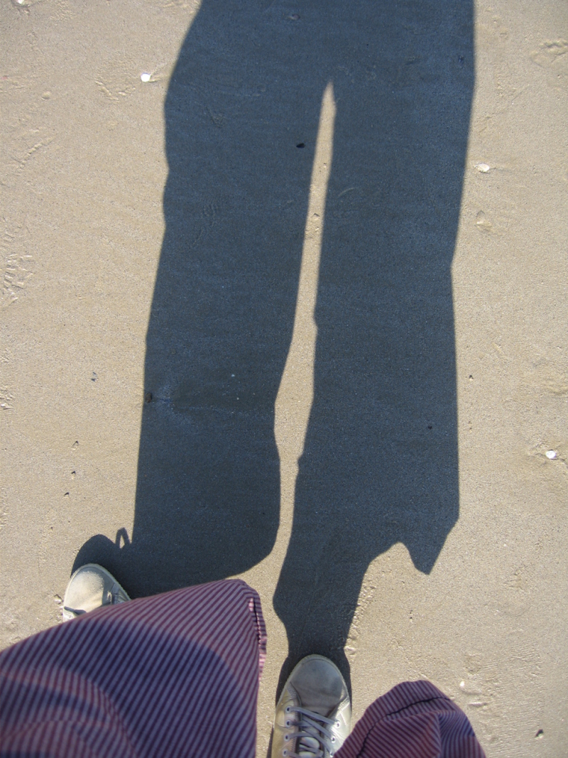 La  Baule. The walk