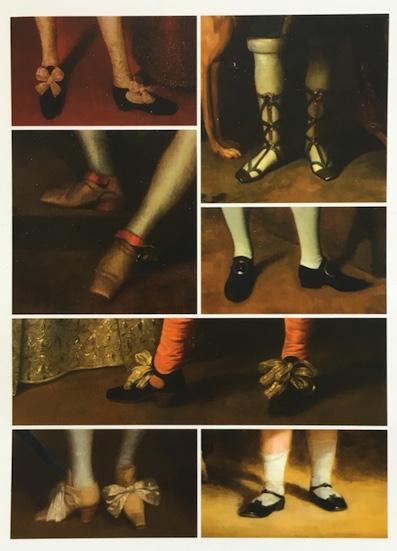 Scotish shoes Sarah W.