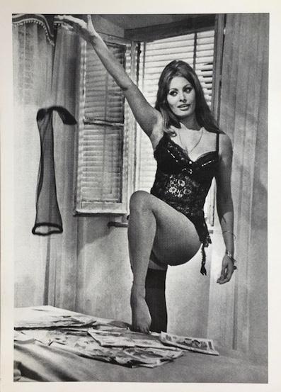 Sophia Loren Claire