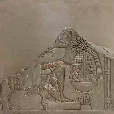 Le Louvre avec Dany S. lundi 14 septembre 20