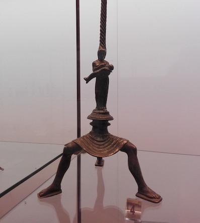 Eric Moinat Elisabeth Musée de Tarquina